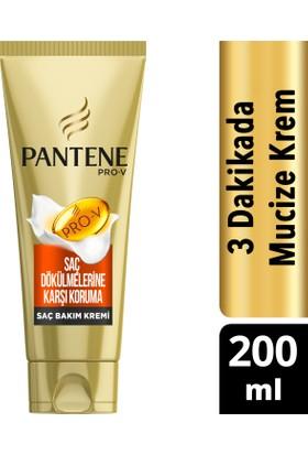 Pantene 3 Minute Miracle Saç Bakım Kremi Saç Dökülmelerine Karşı Koruma 200 ml