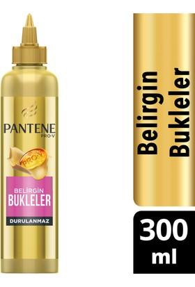 Pantene Saç Bakım Kremi Anında Bukle Şekillendirici 300 ml