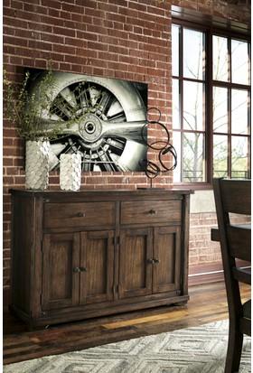 Ashley Furniture Zenfield Yemek Odası Dolabı