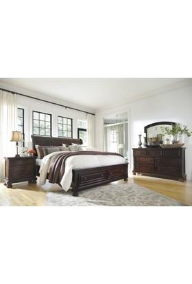 Ashley Furniture Porter King Yatak