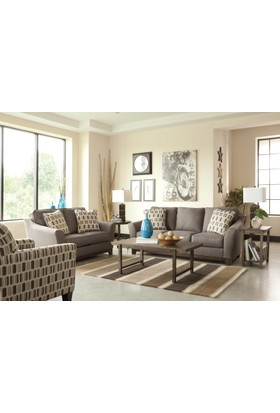 Ashley Furniture Janley Üçlü Koltuk