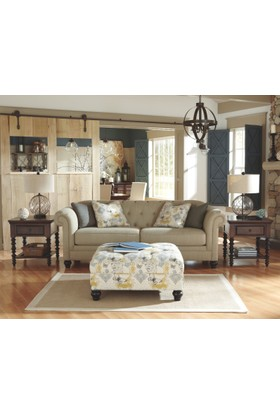 Ashley Furniture Hindell Park Büyük Puf
