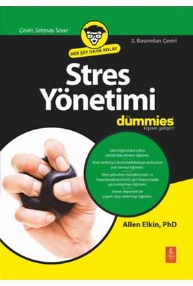 Stres Yönetimi For Dummies- Stress Management For Dummies