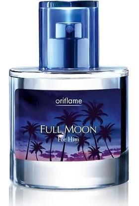 Oriflame Erkek Parfüm Full Moon Erkekler İçin Edt 30 Ml