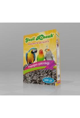 Yeşil Boncuk Papağan Çekirdeği 400 Gr