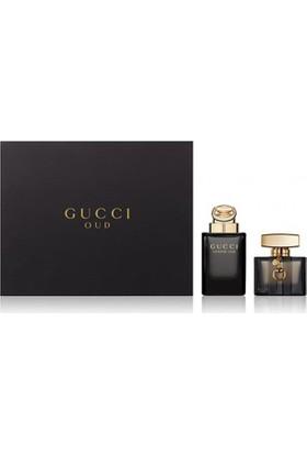 Gucci Oud Intense EDP 90 ml - Unisex Parfüm Set