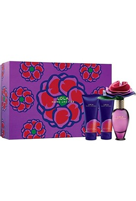 Marc Jacobs Lola EDP 50 ml - Bayan Parfüm Set