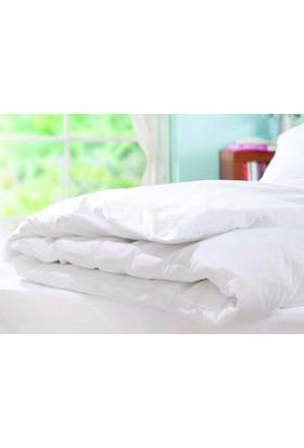 Akomp Polyester Anti Alerjik Anti Bakteriyel Uyku Takımı Çift Kişilik 160x200 Beyaz