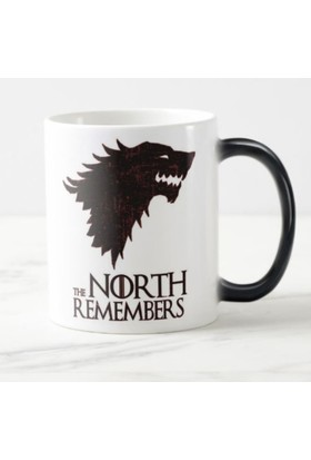 fotografyabaskı Game Of Thrones North Remembers Sihirli Kupa Barak