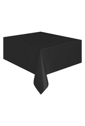 Kikajoy Plastik Masa Örtüsü Siyah