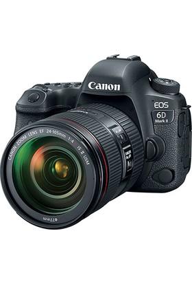 Canon Eos 6D Mark II 24-105mm f/4L IS II USM Lens Kit