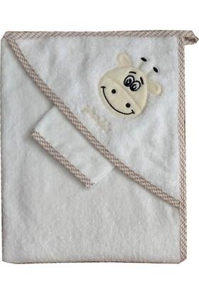 Nazbaby Bebek Banyo Havlusu