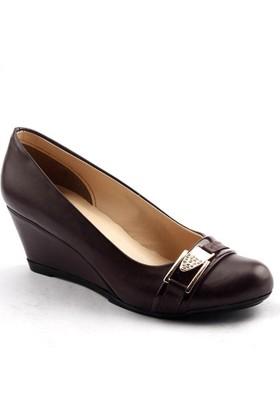 Ayakland 078 Günlük Bayan Babet Ayakkabı