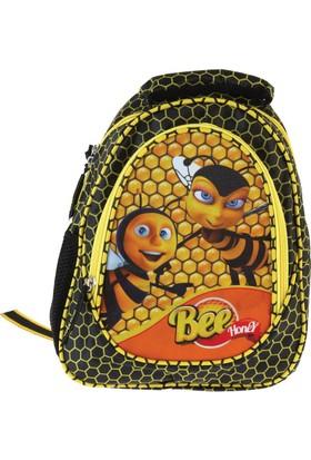 Erdem Çanta Bee Arı Simli Anaokulu Çantası