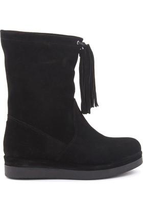 Rouge Kadın Çizme Siyah 172RGK484 070-7046