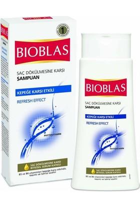 Bioblas Şampuan Saç Dökülmesine Karşı Kepeğe Karşı Etkili 400 Ml