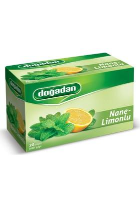 Doğadan Nane Limon Çayı