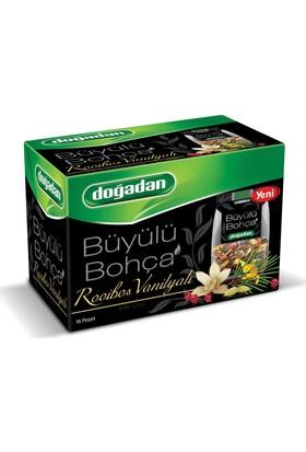 Doğadan Büyülü Bohça Rooibos - Vanilyalı Karışık Bitki Çayı