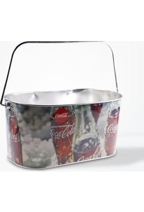 Coca-Cola Metal Buz Kovası