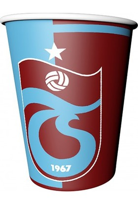 PartiBulutu Trabzonspor Karton Bardak