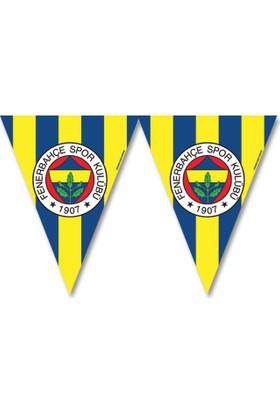 PartiBulutu Fenerbahçe Üçgen Bayrak Set