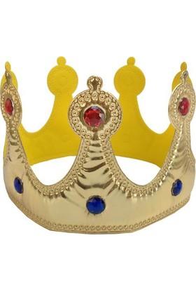 PartiBulutu Altın Kral Tacı