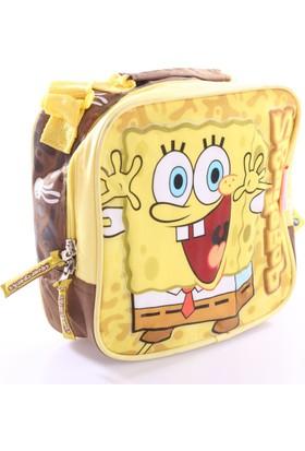Dgn Sponge Bob Anaokul Çantası