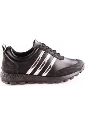 Dgn 6703 Kadın Üç Bantlı Spor Ayakkabı