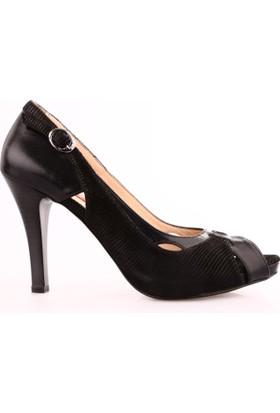 Dgn 847 Kadın Topuklu Ayakkabı