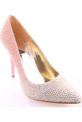 Dgn 5111 Kadın Abiye Ayakkabı