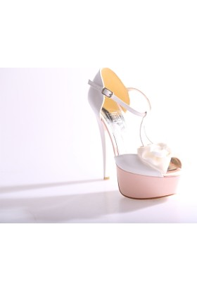 Dgn 4691 Kadın Abiye Ayakkabı