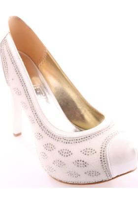 Dgn 5059 Kadın Abiye Ayakkabı