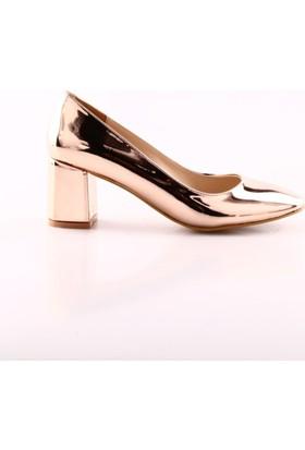 Dgn 0711 Kadın Topuklu Ayakkabı