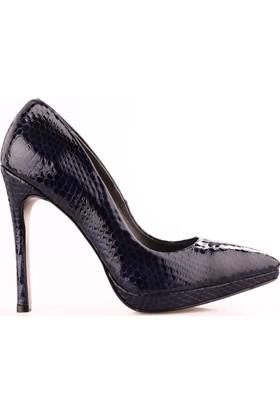 Dgn 237 Kadın Topuklu Ayakkabı
