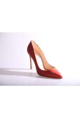 Dgn 310071 Kadın Stiletto Ayakkabı