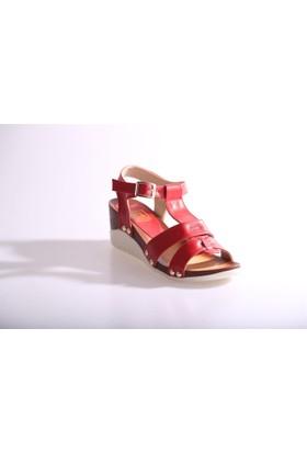 Dgn 2515 Kadın Sandalet