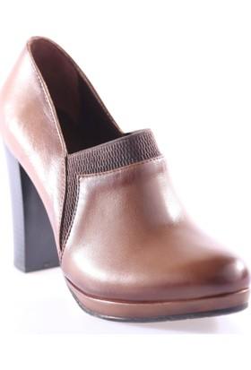 Dgn 6000 Kadın Bootie Ayakkabı