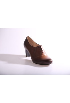 Dgn 296 Kadın Kısa Topuklu Bootie Ayakkabı