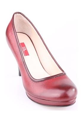Dgn 093 Platform Kadın Ayakkabı