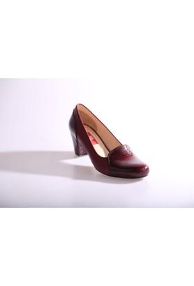 Dgn 258 Kadın Topuklu Ayakkabı