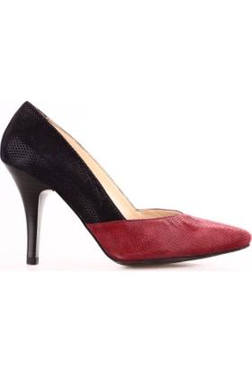 Dgn 111 Kadın Topuklu Ayakkabı
