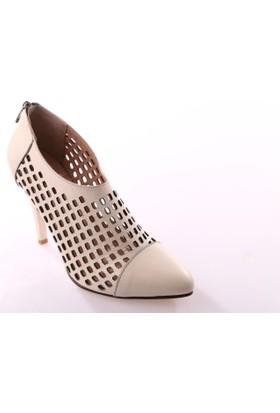 Dgn 1152 Kadın Topuklu Ayakkabı