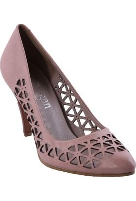 Elegan 6Y6601 Kadın Topuklu Ayakkabı