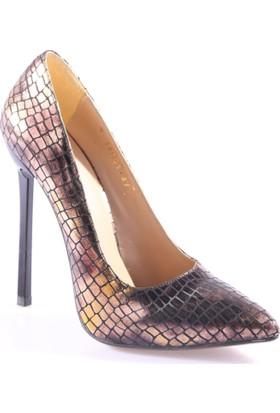 Esperame 14051 Kadın Topuklu Ayakkabı