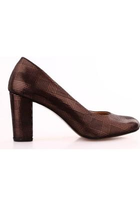 Esperame 7631 Kadın Topuklu Ayakkabı