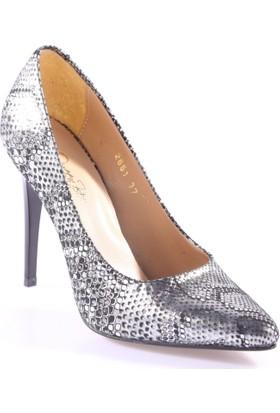 Esperame 2651 Kadın Topuklu Ayakkabı