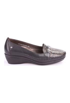 Forelli 14K18023 Kadın Dolgu Topuk Ayakkabı