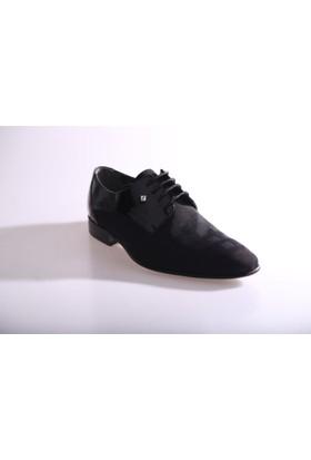 Fosco 7120 Erkek Neolit Taban Nakışlı Klasik Ayakkabı