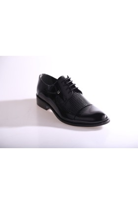 Fosco 7098 Erkek Lazerli Klasik Ayakkabı