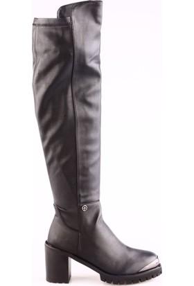 Guja 17K1040-2 Kadın Thigh High Çizme